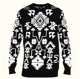 Marcelo Burlon County of Milan Printed Sweater