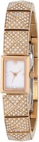 Kate Spade Women's 1YRU0345 Cobble Analog Display Japanese Quartz Gold Watch