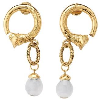 Patou Earrings