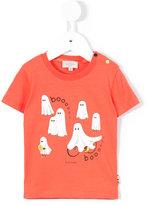 Paul Smith ghost print T-shirt - kids - Cotton - 6 mth