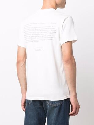 Throwback. graphic-print short-sleeve T-shirt
