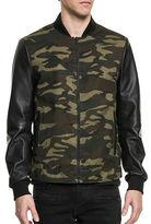 Baseball Leather Jacket