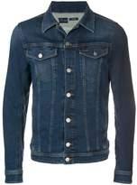 Diesel classic fitted denim jacket