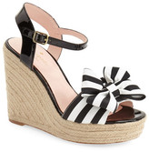 Kate Spade &Darya& Wedge Sandal (Women)