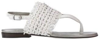 Henry Beguelin Toe post sandal