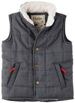 Hatley Quilted Sherpa Vest
