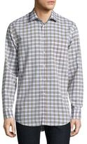 Billy Reid John Checked Shirt