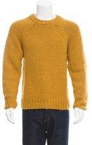 Michael Kors Rib Knit Crew Neck Sweater