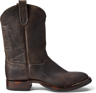 Ralph Lauren Leather Boot