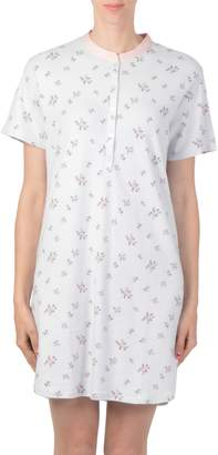 Claudel Floral Short Nightgown