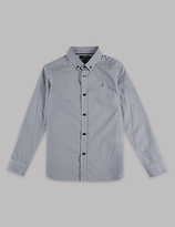 Autograph Pure Cotton Shirt (3-14 Years)