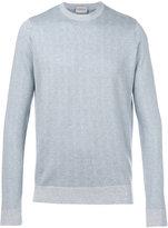 John Smedley crew neck sweater