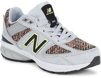 New Balance Boy's Logo Athletic Sneakers