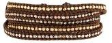 Chan Luu Two-Tone Bead Wrap Bracelet