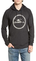 O'Neill Men's Weddle Graphic Raglan Hoodie