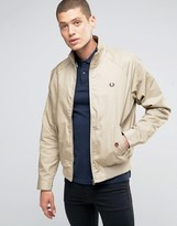 Fred Perry Harrington Jacket In Twill