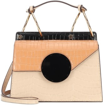 Danse Lente Phoebe Bis leather shoulder bag