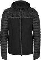 Herno Laminar Black Gore-tex Windcheater
