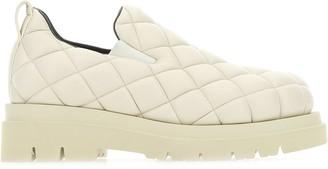 Bottega Veneta Quilted Slip On Shoes