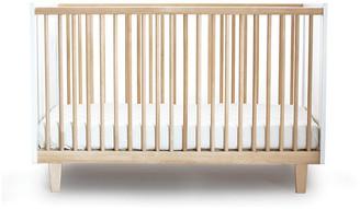 Oeuf Rhea Crib - Natural/White