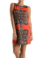 Aryeh Sleeveless Pattern Dress