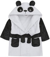 BABY TOWN Childrens / Toddlers Soft Fleece Dressing Gown with Animal Hood ~ 6-24 Months (12-18 Months, )