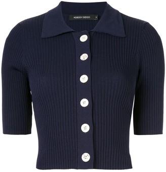 Nobody Denim Chelsea knitted shirt