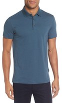 BOSS Men's 'Place' Modern Trim Fit Jersey Polo