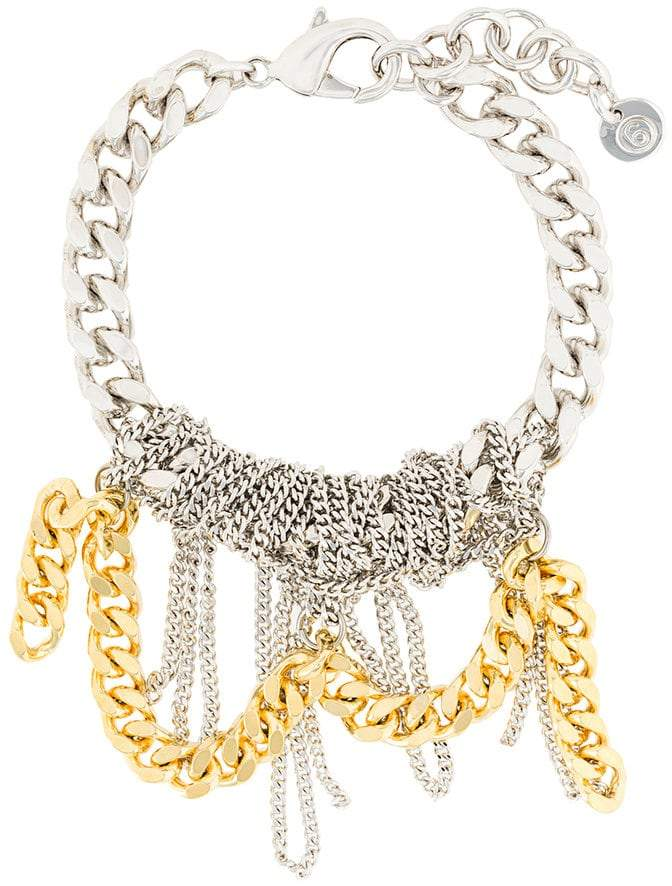 MM6 MAISON MARGIELA Messy chain bracelet