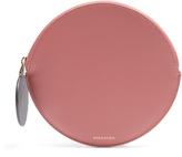 Roksanda Circle zip-around leather coin purse