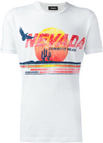 DSQUARED2 'Nevada' T-shirt - men - Cotton - S