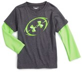 Under Armour Toddler Boy's Prove It On The Field T-Shirt