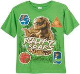 Disney Pixar The Good Dinosaur Toddler Boy Puff-Print Tee