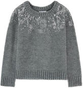 Molo Wool blend sweater - Grit
