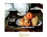 Cezanne 1art1 Posters: Paul Poster Art Print - Apples And Pears (28 x 20 inches)