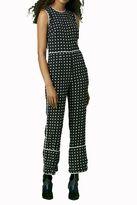 Diane von Furstenberg Suit A Pois In Silk