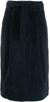 YMC corduroy skirt