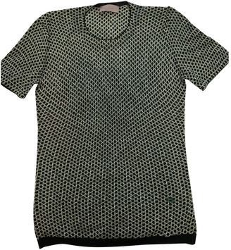 Mulberry Green Cotton Tops