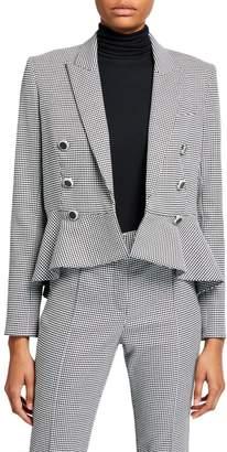 Veronica Beard Rhodora Peplum Jacket