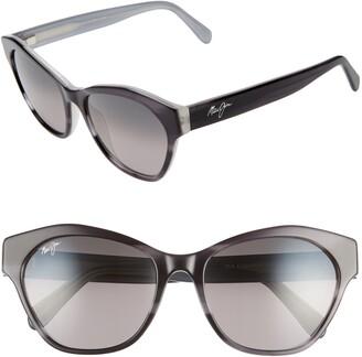 Maui Jim Kila 54mm PolarizedPlus2(R) Cat Eye Sunglasses