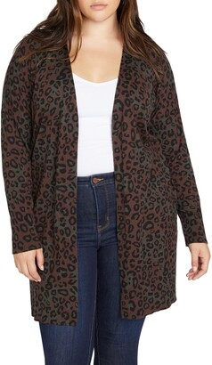 Sanctuary Lenox Open Front Cardigan
