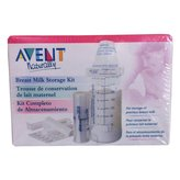 Philips AVENT Naturally Breast Milk Storage Kit Bags 20 Ct - CLOSEOUT!!
