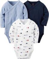 Carter's Baby Girls Multi-pk Bodysuits 126g252