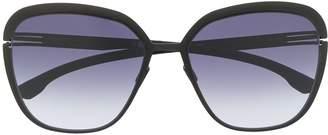 Ic! Berlin Grunewald oversized sunglasses
