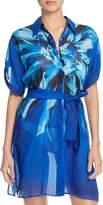 Gottex Lanai Shirt Dress Cover-Up