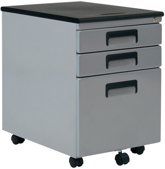 Studio Designs Office Metal Rolling File Cabinet
