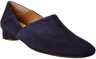 The Row Noelle Suede Loafer