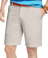 Izod Saltwater Flat-Front Shorts