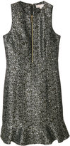 Michael Kors ruffled hem dress - women - Polyester - 0