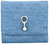 Ermanno Scervino denim wallet - women - Cotton - One Size